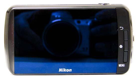 Nikon Coolpix S800c