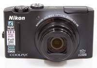 Nikon Coolpix S8100