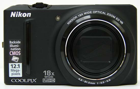 Nikon Coolpix S9100