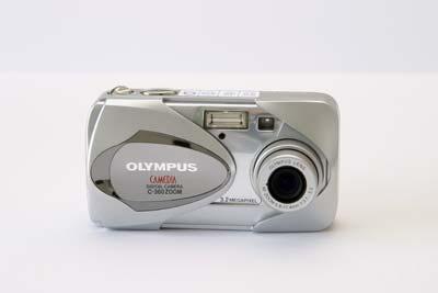 Olympus Camedia C-360Zoom #2
