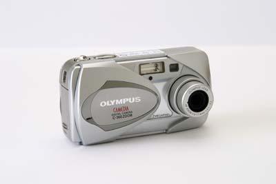 Olympus Camedia C-360Zoom #11