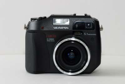 Olympus Camedia C-5060 Zoom #1