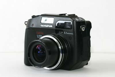 Olympus Camedia C-5060 Zoom #14