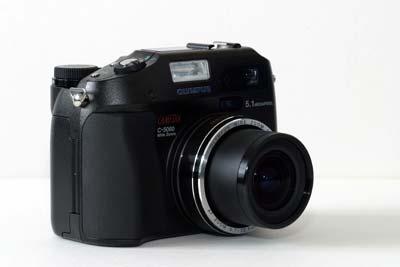 Olympus Camedia C-5060 Zoom #15