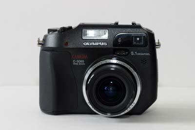 Olympus Camedia C-5060 Zoom #2