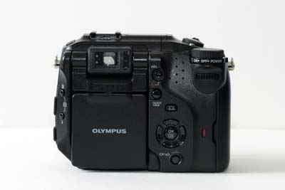 Olympus Camedia C-5060 Zoom #3