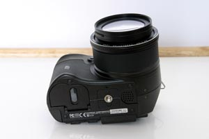 Olympus Camedia C-8080 Zoom #12