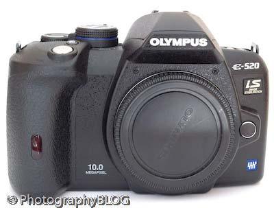 Olympus E-520