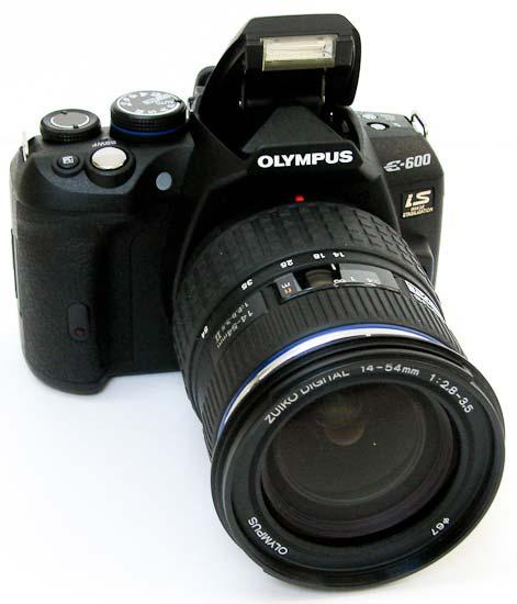 Olympus E-600