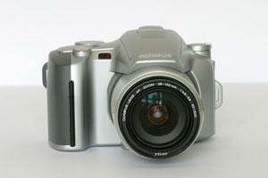 Olympus IS-500 #1