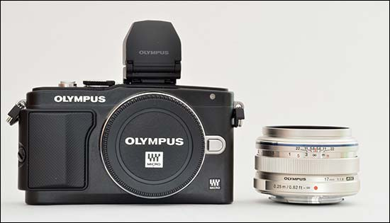 Olympus M.ZUIKO Digital 17mm f/1.8