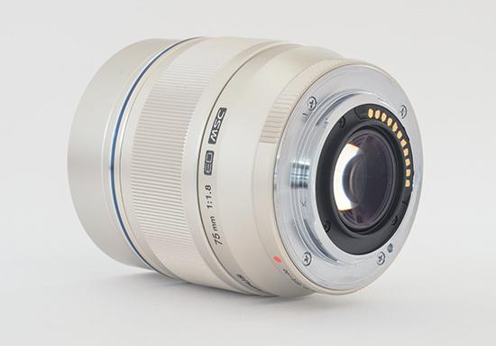Olympus M.ZUIKO Digital 75mm f/1.8