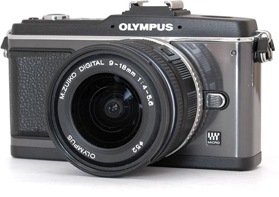 Olympus M.ZUIKO Digital 17mm f/2.8
