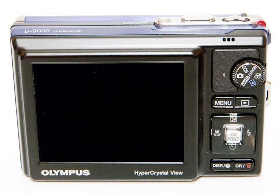 Olympus mju 9000