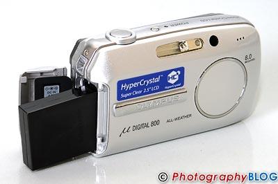 Olympus Mju Digital 800