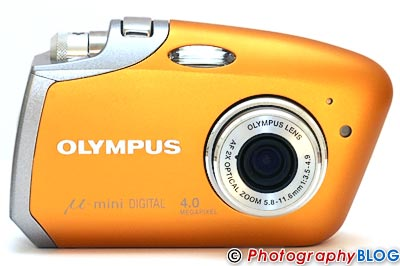 Olympus Mju Mini Digital