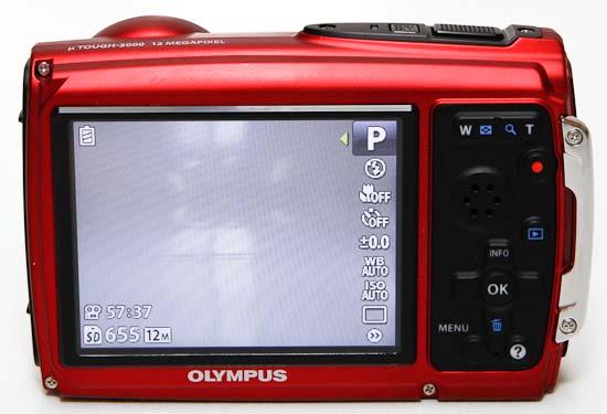 Olympus mju Tough 3000