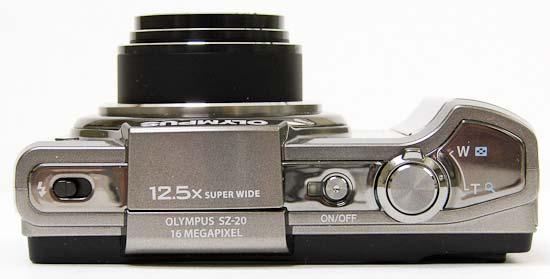 Olympus SZ-20