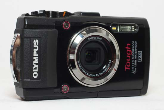 Olympus Tough TG-3