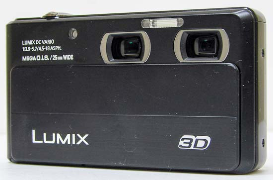Panasonic Lumix DMC-3D1