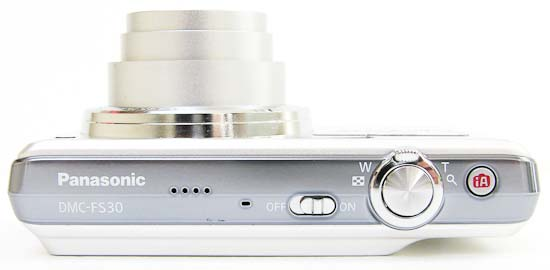 Panasonic Lumix DMC-FS30