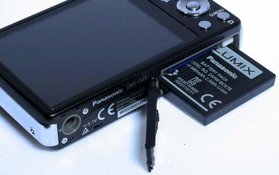 Panasonic Lumix DMC-FS45