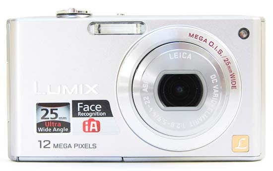 Panasonic Lumix DMC-FX40