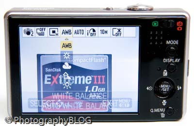 Panasonic Lumix DMC-FX500