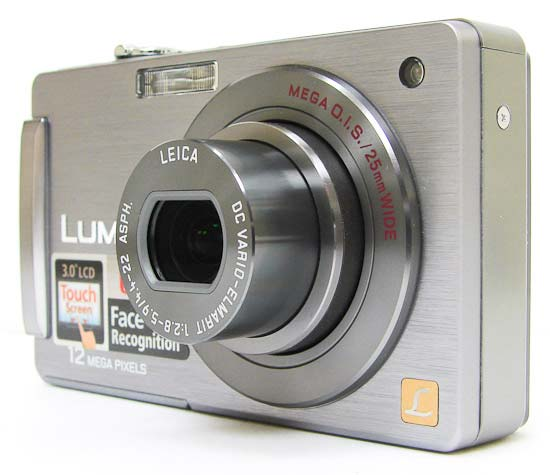 Panasonic Lumix DMC-FX550