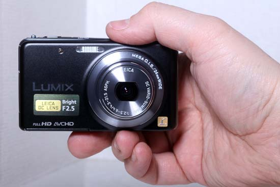 Panasonic Lumix DMC-FX80