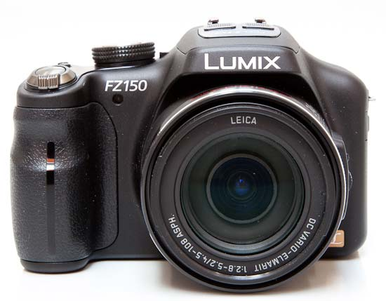 Panasonic Lumix DMC-FZ150