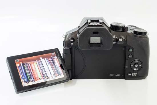 Panasonic Lumix DMC-FZ330