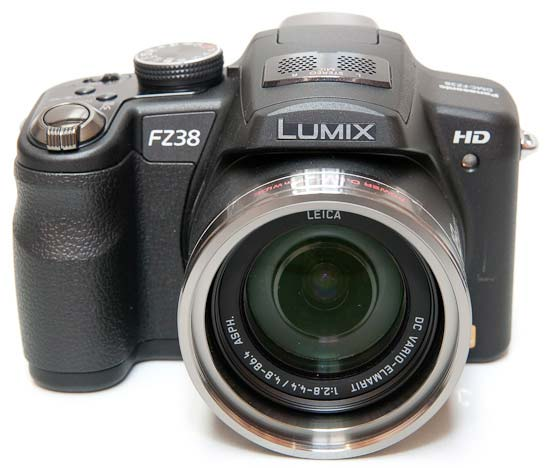Panasonic Lumix DMC-FZ38