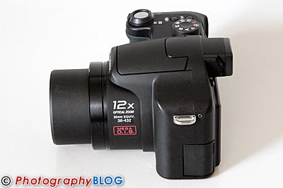 Panasonic Lumix DMC-FZ7