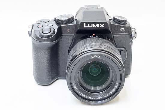 Panasonic Lumix DMC-G80