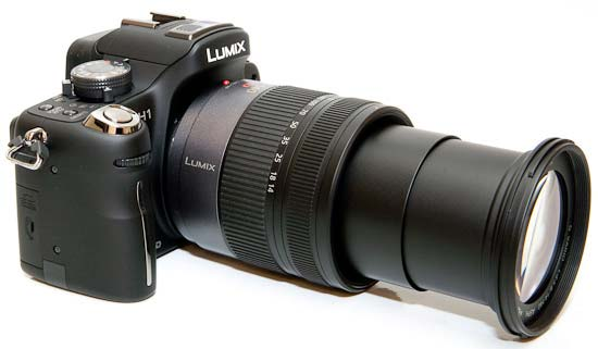 Panasonic Lumix DMC-GH1