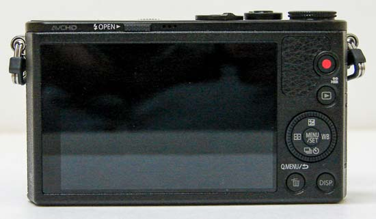 Panasonic Lumix DMC-DMC-GM1
