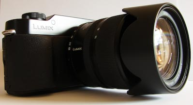 Panasonic Lumix DMC-l1