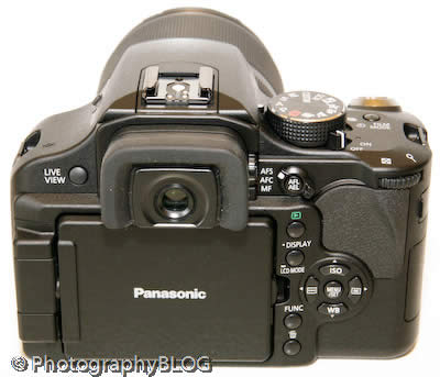 Panasonic Lumix DMC-L10