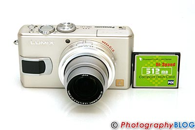 Panasonic Lumix DMC-LX1