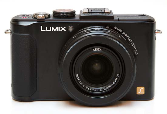 Panasonic Lumix DMC-LX7