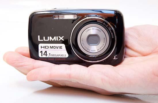 Panasonic Lumix DMC-S3