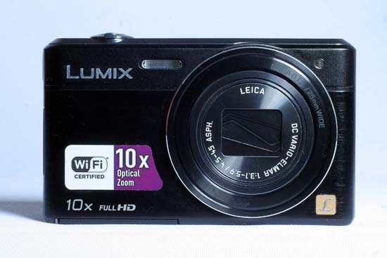 Panasonic Lumix DMC-SZ9