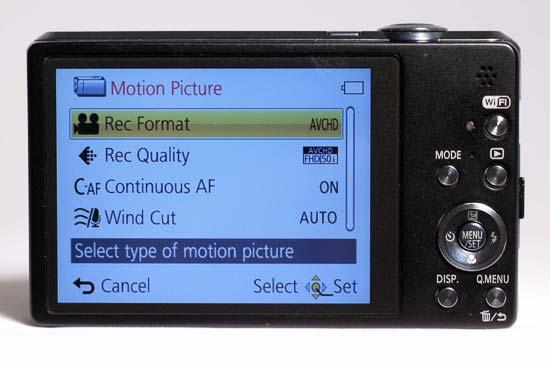 Panasonic Lumix DMC-SZ9