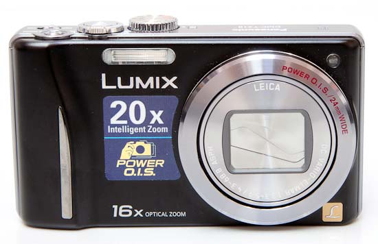 Panasonic Lumix DMC-TZ18