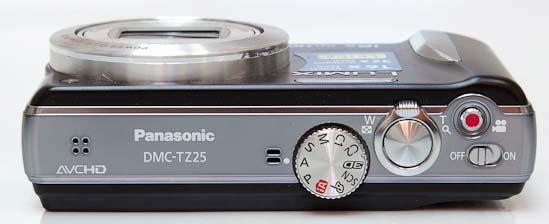 Panasonic Lumix DMC-TZ25