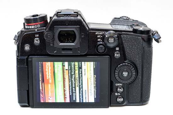 Panasonic G9