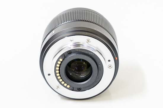 Panasonic Lumix G 25mm f/1.7 ASPH