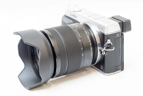 Panasonic LUMIX G VARIO 12-60mm f/3.5-5.6 ASPH. POWER O.I.S.