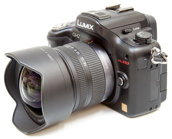Panasonic LUMIX G VARIO 7-14mm F4.0 ASPH